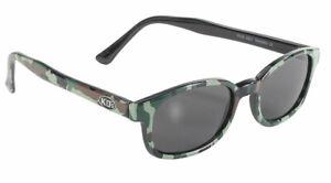 Original KDs Biker Sonnenbrille camouflage 2021 getönte Gläser