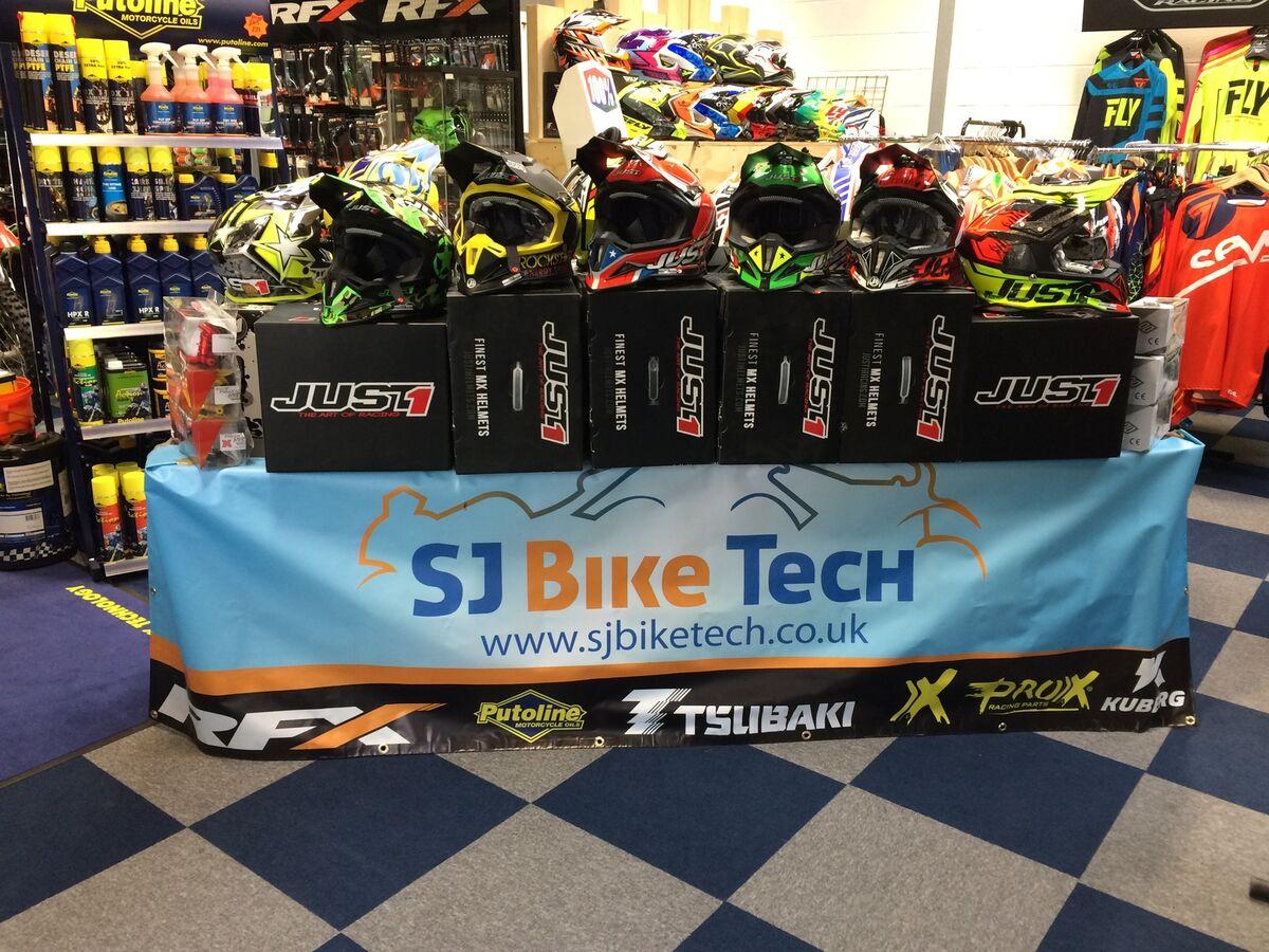 SJ Bike Tech