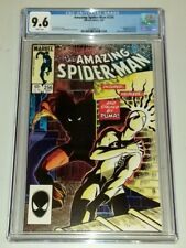 AMAZING SPIDERMAN #256 CGC 9.6 WHITE PAGES MARVEL 1ST APPEARANCE PUMA (A) (SA)