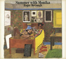 ROGER MCGOUGH-SUMMER WITH MONIKA-IMPORT CD WITH JAPAN OBI F56