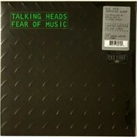 Talking Heads ‎–  Fear Of Music  Ltd Edition SILVER Vinyl LP  New Sealed