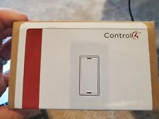 Three (3) Control4 - Wireless 2-Button Keypad - White (C4-Kp2-Z-Wh)