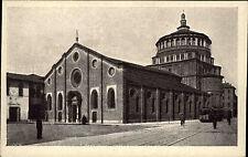 Mailand Milano Italien Italia Lombardei ~1930 Kirche Chiesa Maria delle Grazie