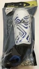 Brava Soccer Shin Guards Xxs Blue And White New In Package