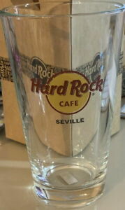 Hard Rock Cafe 2019 Red Circle Classic HRC Logo PINT GLASS ---> You Pick City