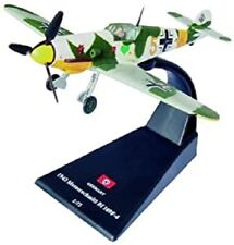 1942 MESSERSCHMITT BF-109F-4 (1:72 SCALE) FIGHTER COLLECTION ISSUE 2 NEW