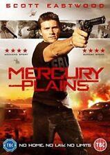MERCURY PLAINS SCOTT EASTWOOD PRECISION PICTURES UK 2016 REGION 2 DVD NEW