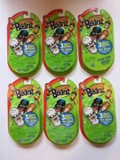 SET OF 6 MIGHTY BEANZ SERIES 2