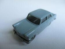 Wiking H0 Opel Rekord P 2, grünblau !!!