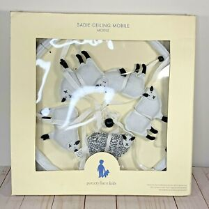 Pottery Barn Kids Sadie Ceiling Sheep Mobile New In Box