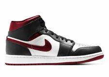 Jordan 1 Mid Black/White | Authenticity Guaranteed : eBay