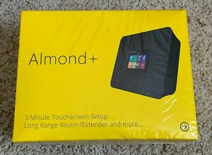Securifi Almond Plus long range touch screen WiFi router Brand New Unopened