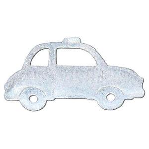 Reflektor Aufkleber kleines Auto, reflektierender Sticker