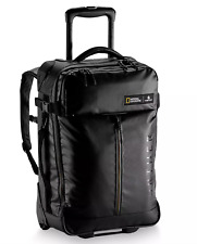 Eagle Creek National Geographic Borderless Convertible Carry On Bag Luggage New
