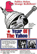 The Year Of The Yahoo!! - 1972 - Movie Poster
