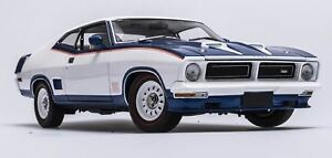 Biante 1/18 Ford Falcon XB Hardtop John Goss Special McLeod Ford Horn Car LE MiB