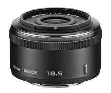 Nikon single focus lens 1 NIKKOR 18.5 mm f / 1.8 Black Nikon CX format only F/S