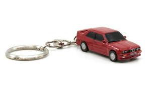 1/64 3 Inchs Porte-Clés Voiture Miniature BMW E30 Neuf