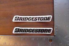 Vintage Bridgestone Self Adhesive Bicycle Rims Wheel Frame Decals Stickers NOS