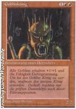 Goblin King // EX // Foreign White Bordered // deut. // Magic the Gathering
