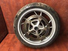 2017 BMW R1200RT Front Wheel Rim Brake Discs Tyre