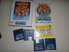 Jeu Amiga - THE GAMES 92 ESPANA - Ocean