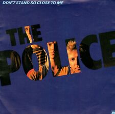 7inch THE POLICE don't stand so close to me POSTER COVER HOLLAND EX  (S1945)