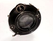 RARE SCHNEIDER XENAR F=16.5 cm f:4.5 lens COMPUR WORKS FINE