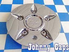 LORENZO Wheels [45] Chrome Center Caps # BC-488 Custom Wheel Center Cap (1)