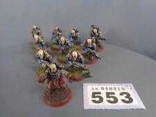Warhammer 40,000 Tiránidos genestealer culto neófito híbridos 553