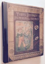 Greenaway, Kate. TROT 's Journey. Pictures, Rhymes and Stories. NEW York, ea 1880