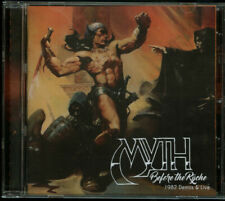 MYTH - Before The Ryche 1982 Demos & Live (NEW*LIM.500*PRE-QUEENSRYCHE*US METAL)