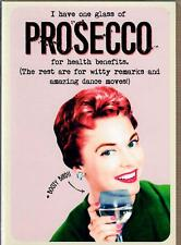 Emotional Rescue – Prosecco – Humour Birthday Greeting Card