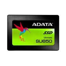"""ADATA 240gb Ultimate Su650 SSD 2.5"""" SATA 3d NAND"""