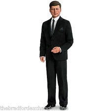 President John F Kennedy Poseable Talking Commemorative Doll By Ashton Drake
