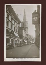 Glos Gloucestershire BRISTOL Broad St Dutch House 1946 RP PPC by Wickhams