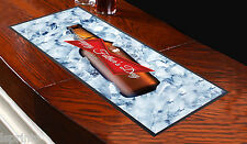 FATHERS DAY RED LABEL BOTTLE IN ICE BAR RUNNER GREAT GIFT IDEA L&S PRINTS DAD