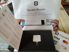 Square Reader Credit Debit Card - White for Android & iPhone *New*
