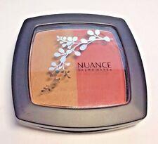 Nuance Illuminating Blush & Bronzer Duo w/ Argan Oil Rosewood 560 2 PACK !!!