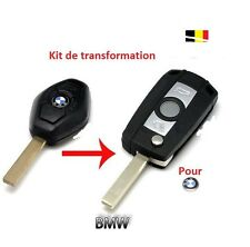 Kit de transformation de Clé pliable BMW X3, X5, Z4, E38, E39, E46, M5,M3, 3 BTN