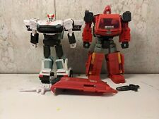 """Hasbro Transformers Earthrise War for Cybertron Ironhide and Prowl 5.5"""" Action ?"""