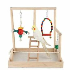 Climbing Swing For Cockatiel Budgie Love Birds Canary And Other Small Birds New