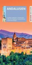REISEFÜHRER ANDALUSIEN 2018/19 mit Granada Malaga + GROSSE LANDKARTE AKTUELL NEU