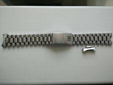 Genuine Omega Speedmaster 1469 Stainless Steel 811 Watch Bracelet 18mm