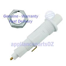 50518 Piezo Igniter Wht No Cap W/Eart Electrolux  Oven Parts