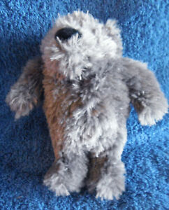 *1910a*  The Very Cranky Bear by Nick Bland - Scholastic - 13cm - Plush toy