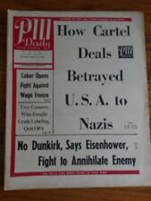 PM Daily How Cartel Deals Betrayed & No Dunkirk Eisenhower Thur April 15 1943 23