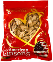 Hand-Selected A Grade American Ginseng - Original Root Round (4oz,8oz,1lb)
