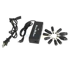 10tip Universal Power Supply Cord Charger AC Adapter for Laptop Dell D600 D610