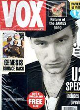 VOX Magazine - December 1991